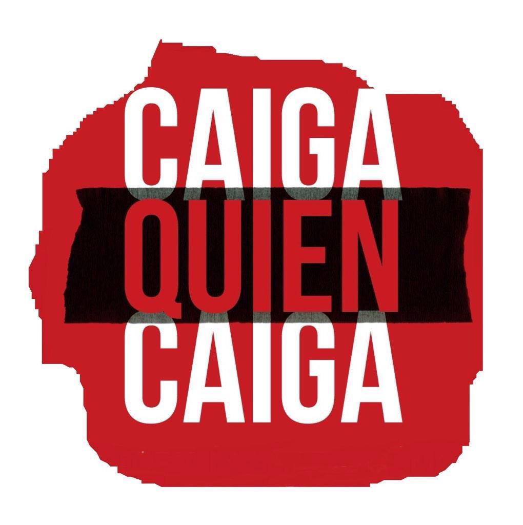 Unete a la Campaña #CAIGAQUIENCAIGA pon esta pic en tus redes sociales!!! Déjales saber que ya no se aguanta mas!!! http://t.co/OvcZieEd2n