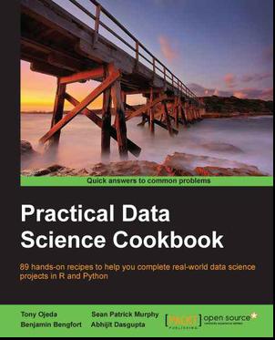 Practical #DataScience Cookbook