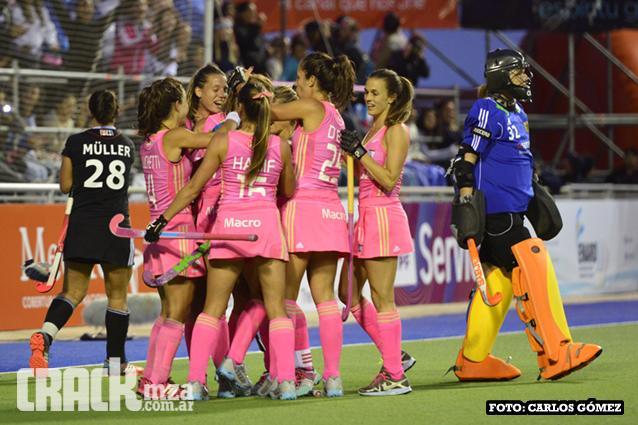 Champions Trophy | Las Leonas debutaron con un triunfo ante Alemania