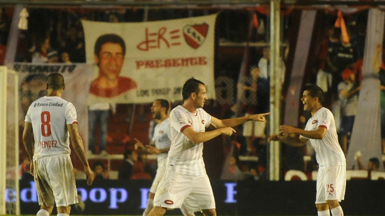 Torneo de Transición | Independiente no se da por vencido y le ganó a Newell's en Avellaneda