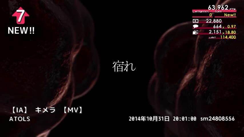 週刊VOCALOIDとUTAUランキング #370・312 [Vocaloid Weekly Ranking #370] B3qYSwDCIAAD-jl