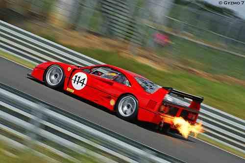 .... #F40..... Respect...  #ForzaJules #KeepFightingMichael @ScuderiaFerrari #F1 #FIAWEC #ForzaFerrari #ForzaFerrari http://t.co/SIUoRgiOAs