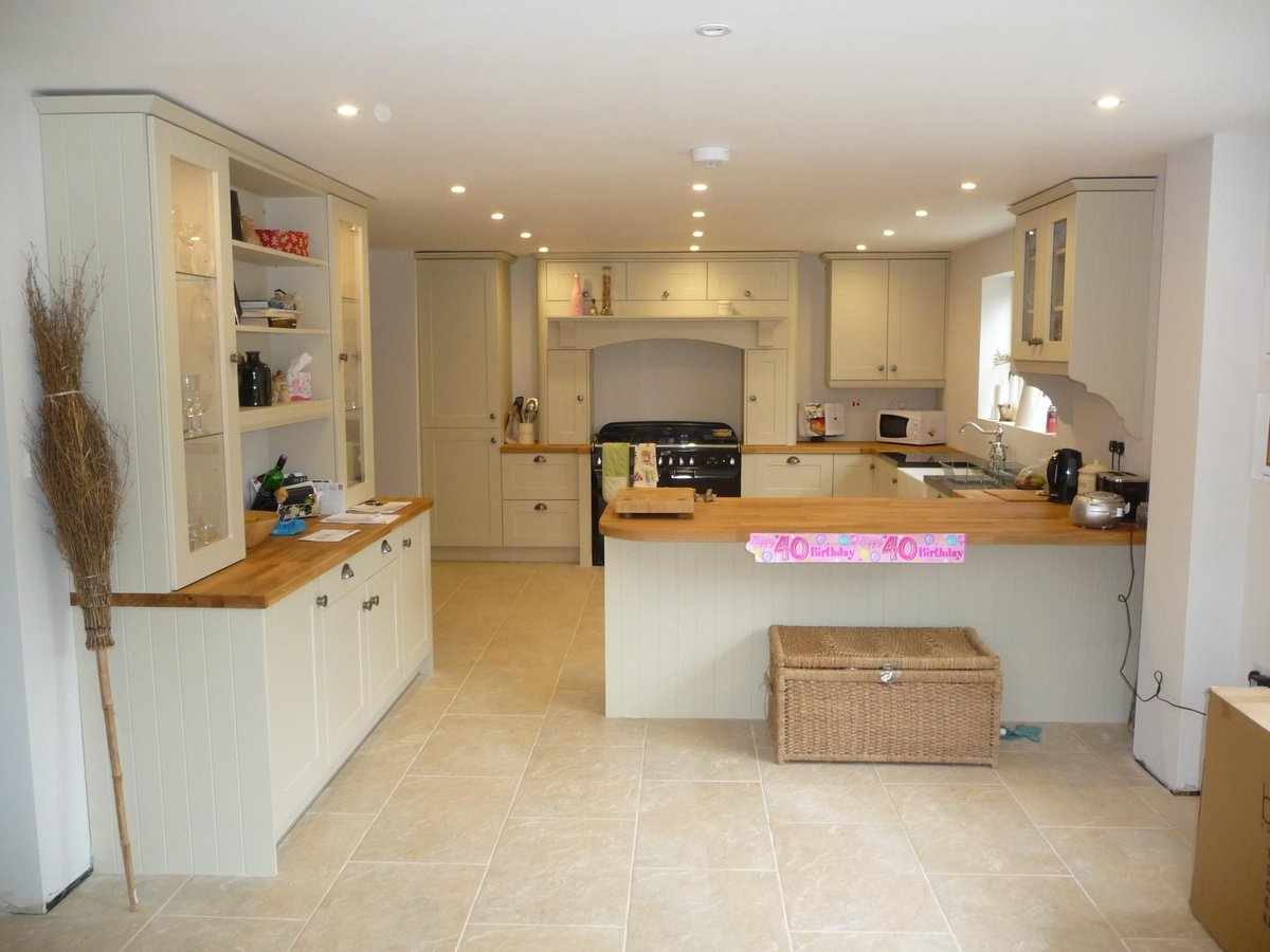 Kitchen Design Studio Daventry