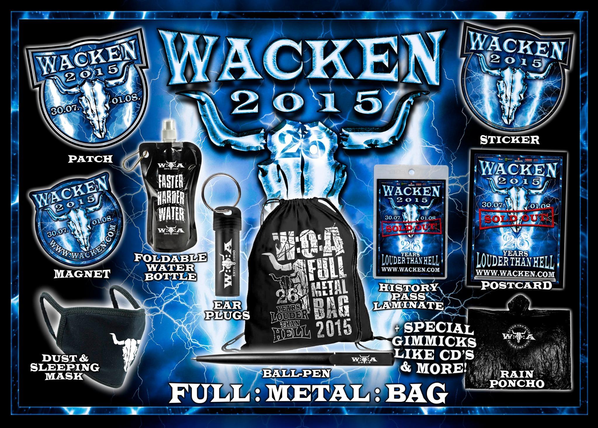 Full Metal Bag