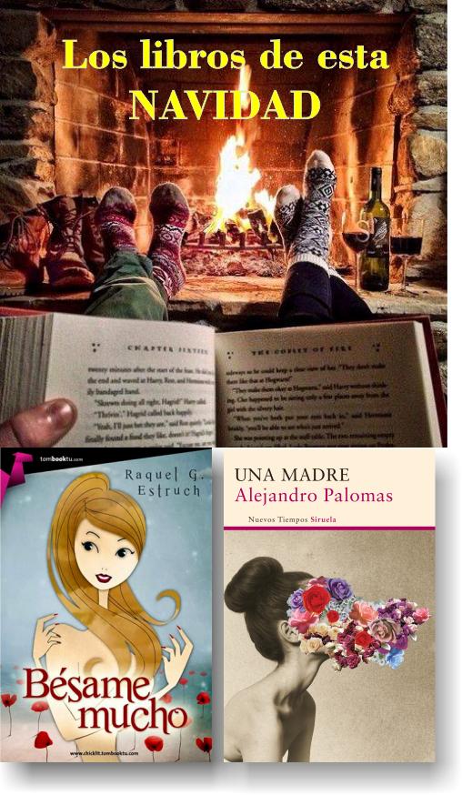 2 #libros van a arrasar en #navidad. Comedia y erotismo por un lado. Sensibilidad, risas y emociones, por otro. Elige http://t.co/p8Ch0NobqN