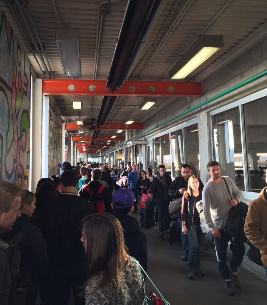 Midway Airport Security Line Reportedly Over 1 Mile Long