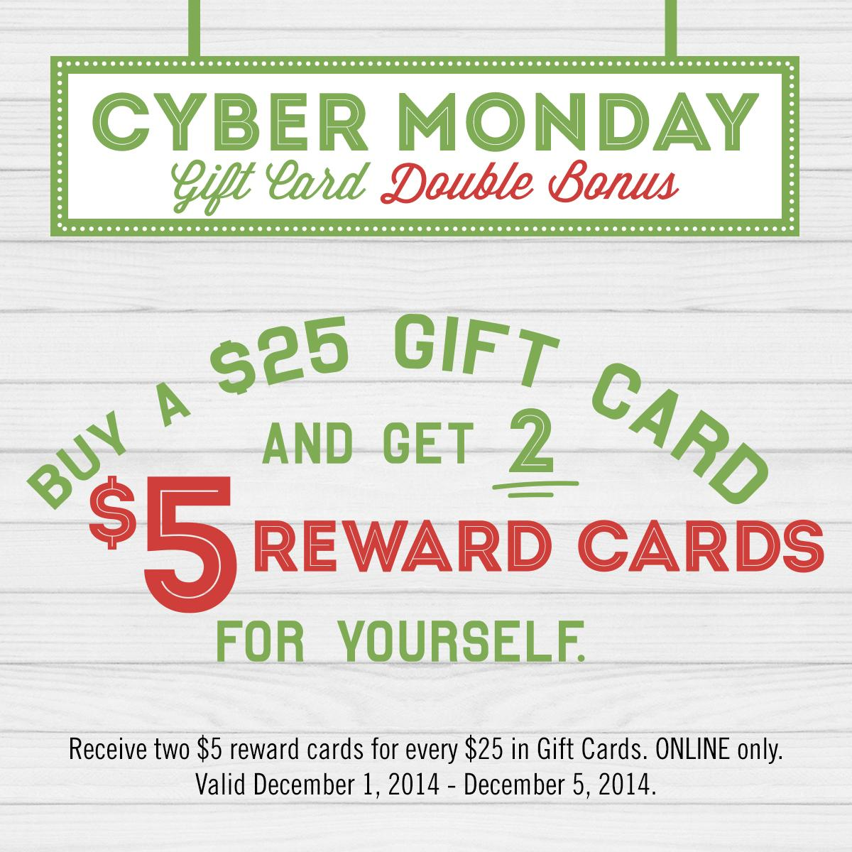 Don't miss out on tomorrow's Cyber Monday deal! http://t.co/n3fe6JgpH6