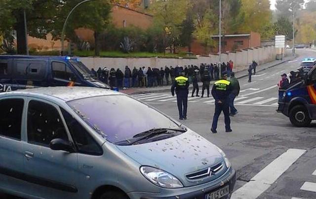 Un muerto tras reyerta entre hinchas en la Liga de Española