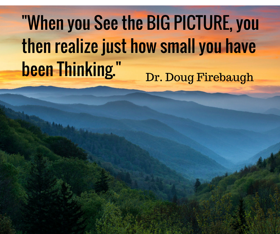 Look past where most people look to see what most people never will. Click on photo for Success nugget! http://t.co/PhxXMDRKlq