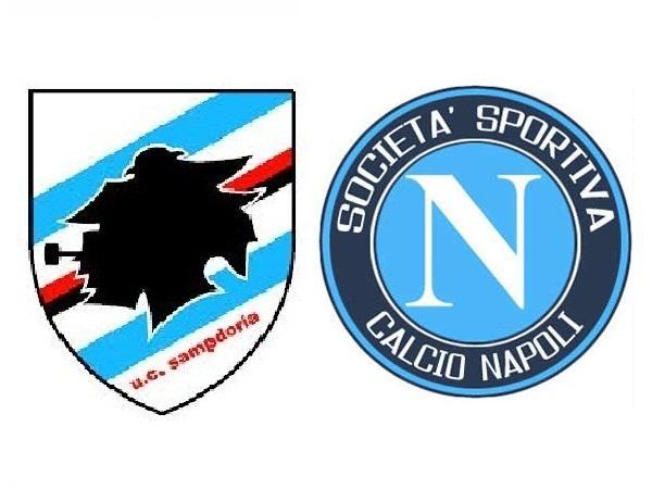 Sampdoria Napoli in diretta streaming calcio Serie A.