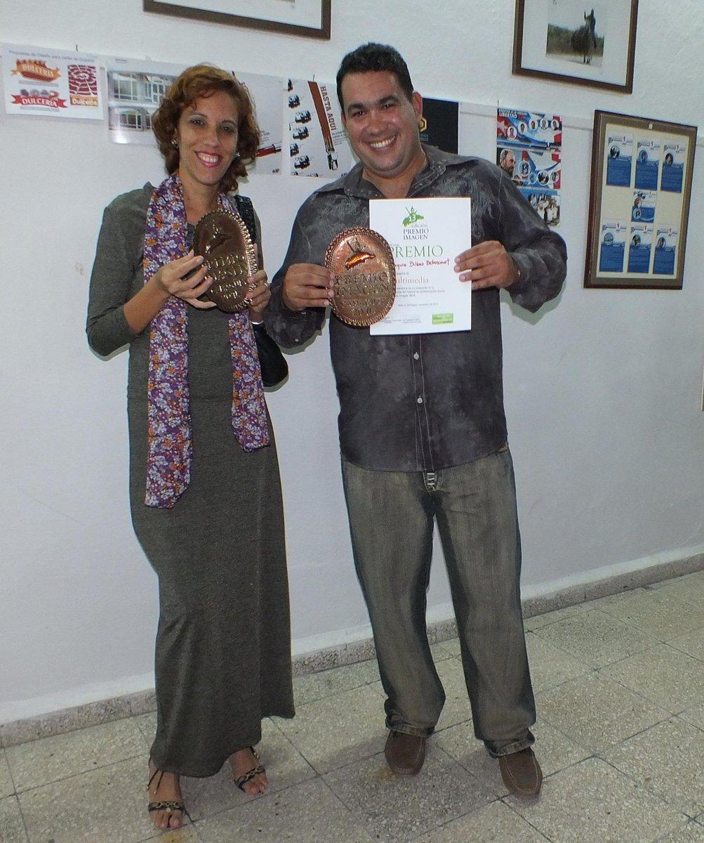 Entregan Premio Imagen en Camagüey