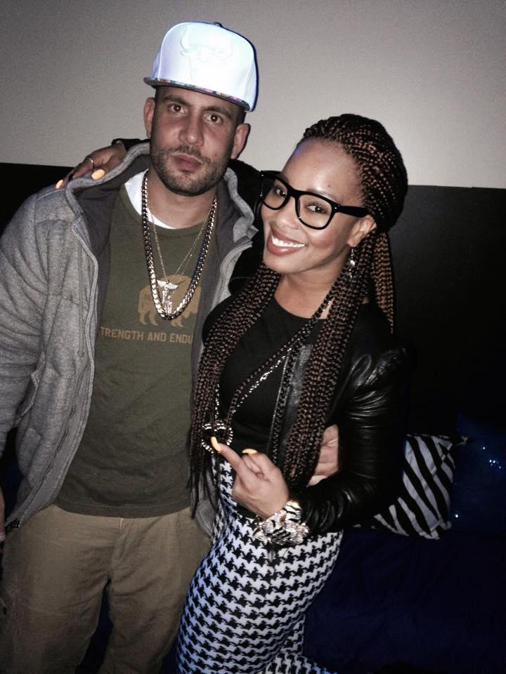 Shout out to @DJDRAMA for kickin' it w/ ya girl last night.. Definitely a dope moment!! | @ShayStarDOTcom | @MP3Waxx http://t.co/gIx1Sh73Uz
