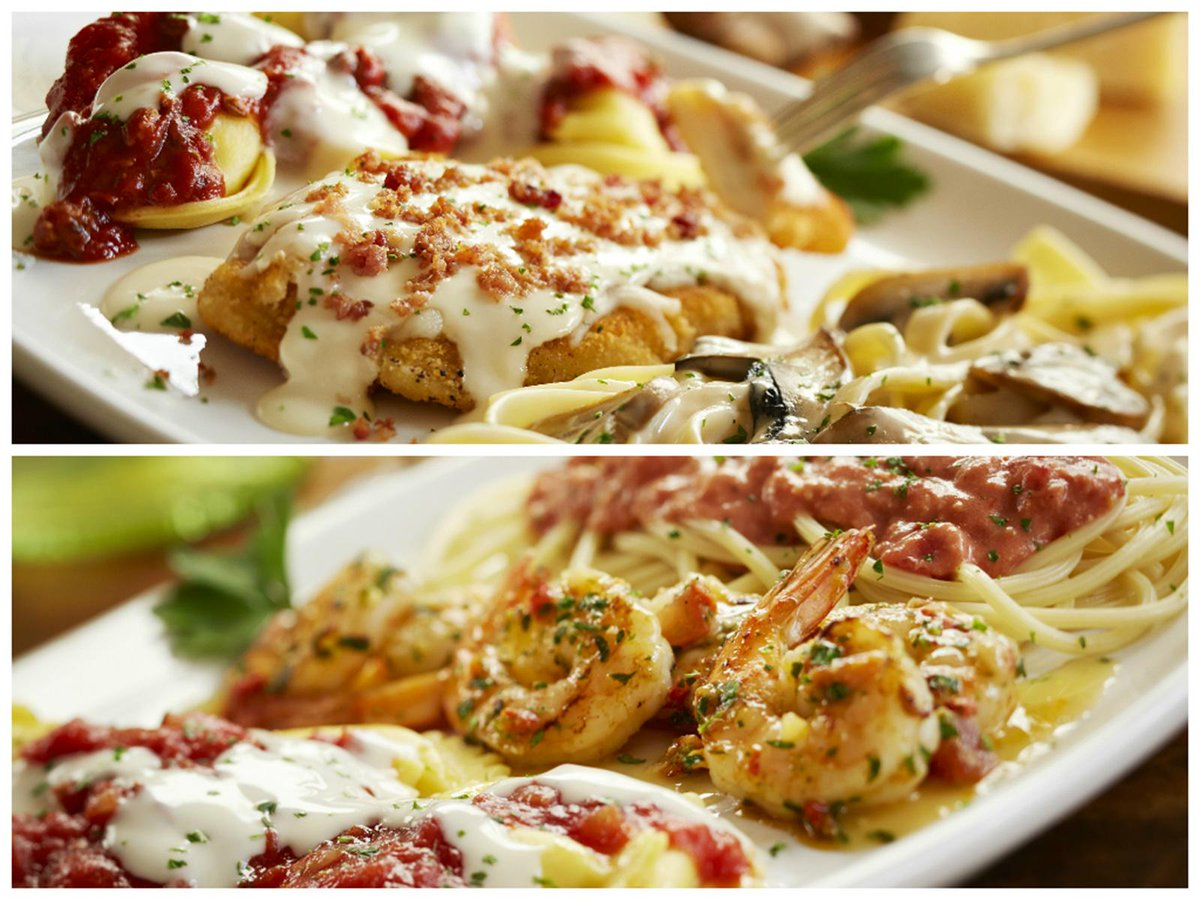Olive Garden On Twitter What Is Your Tour Of Italy Style A Chicken Lombardy Teamnorth B