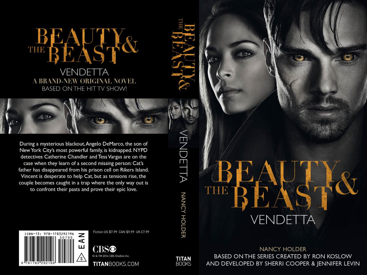 5 Stars BATB Vendetta, my new novel. Thankyou #Beasties! @cwbatb @TitanBooks @natalielaverick http://t.co/yqayaHYCNy http://t.co/MGHrCNUjqB