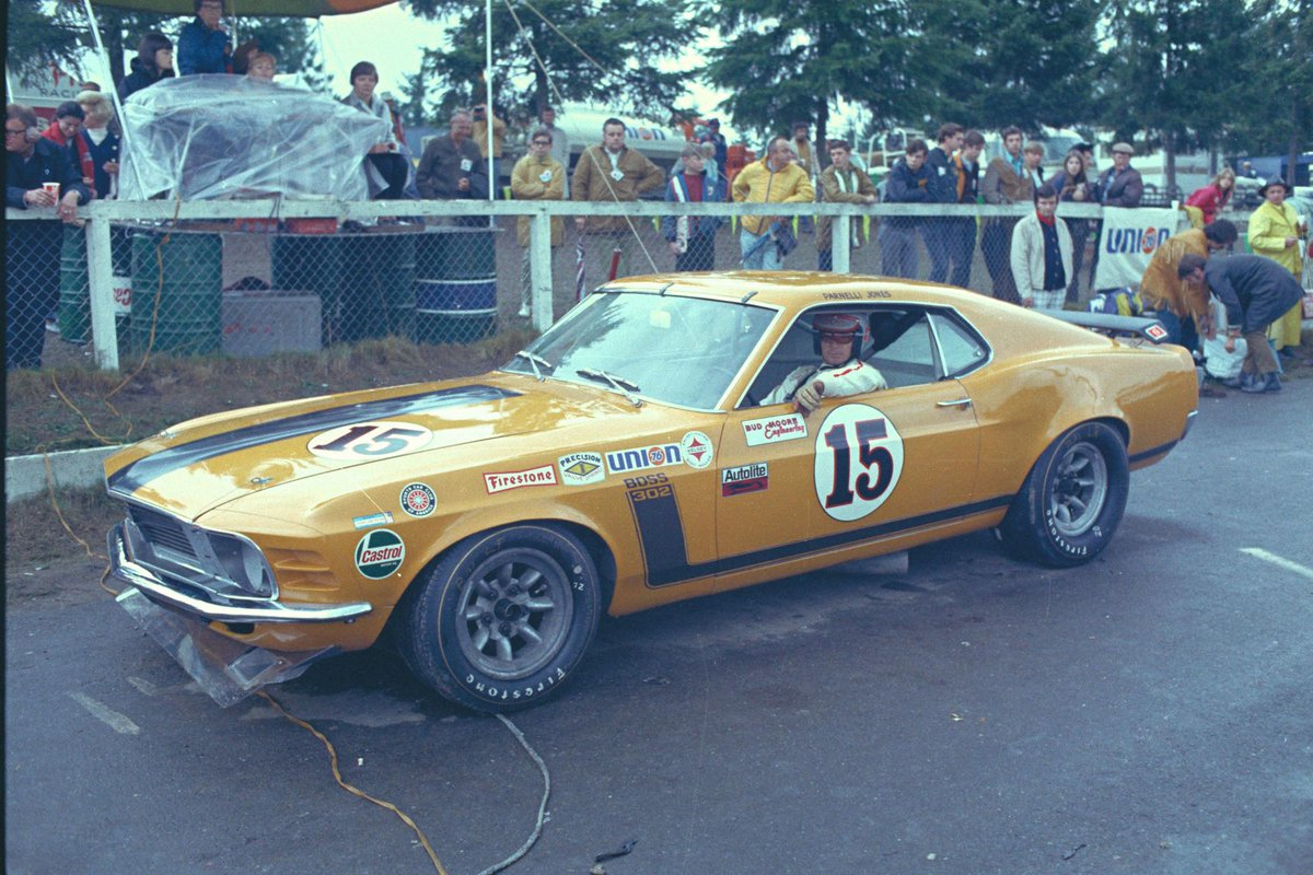 Ford performance on twitter fordflashback parnelli jones in his