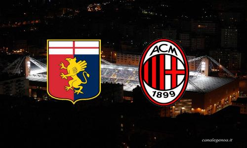 Diretta Genoa Milan Streaming Rojadirecta.
