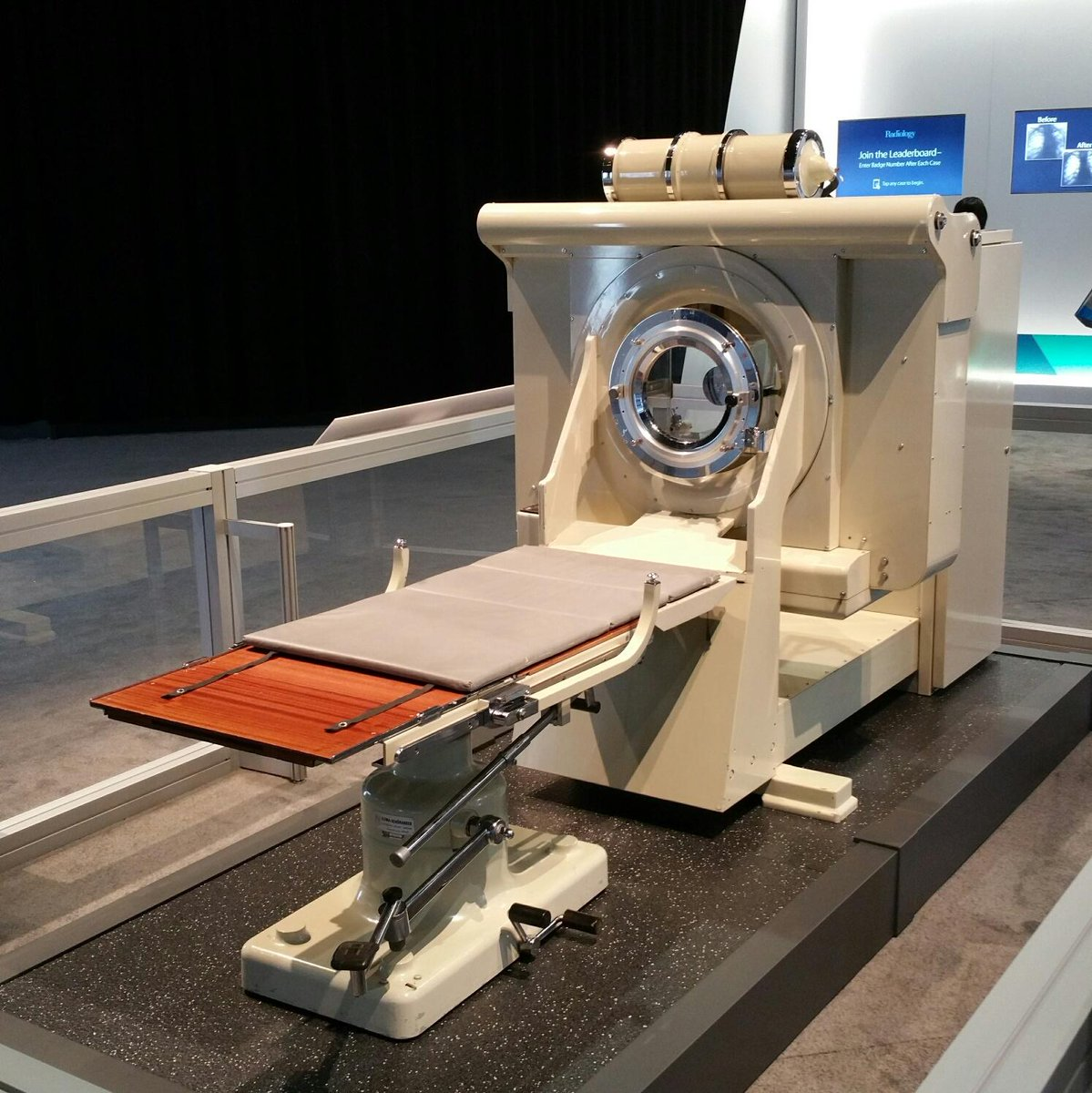 emi and the ct scanner essay Describes the development of the first ct scanner by emi, a company new to the  medical industry, and emi's entry into the us market.