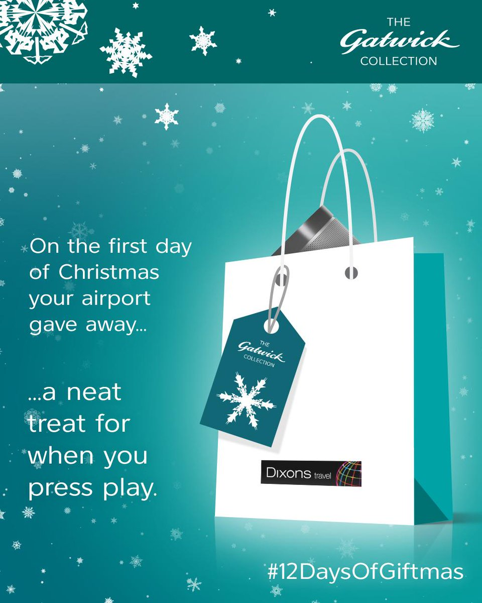 12DaysOfGiftmas is here! Guess the @Dixons_Travel item in the bag for a chance to win it...
