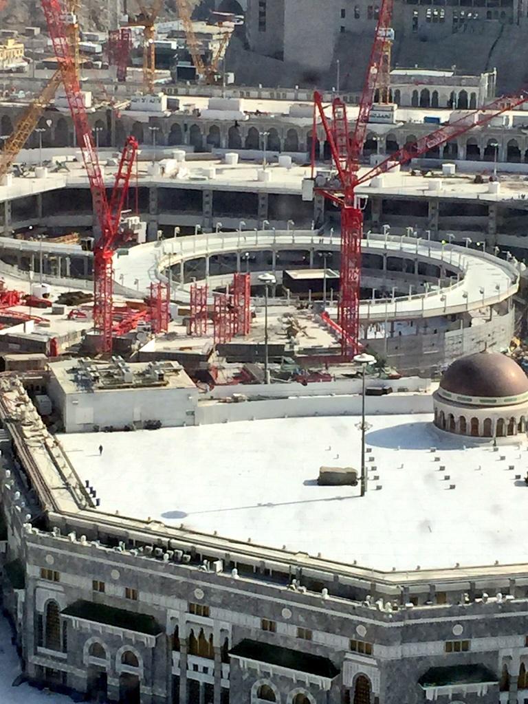 Mecca & Pilgrimage l مكة والحج - Page 380 - SkyscraperCity