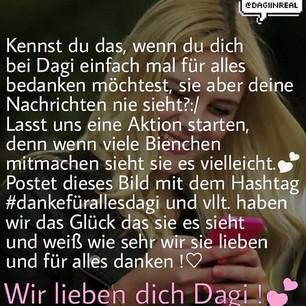 Aileen Grimm No Twitter Dagibeee Dagi Ich Liebe Dich So Sehr