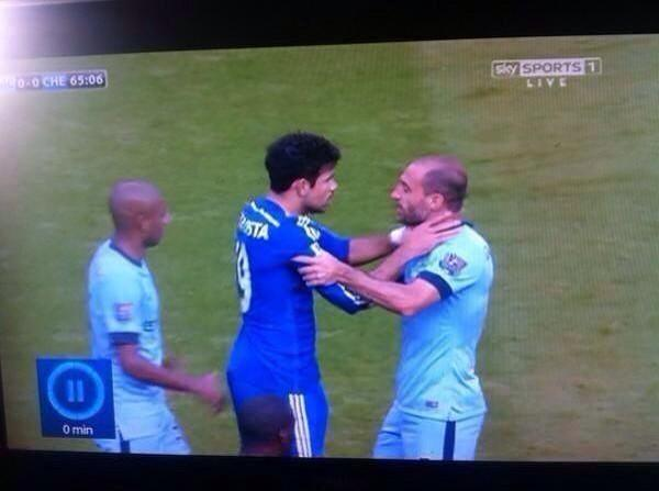 If this was @LuisSuarez9 he would be plastered over every front page. #costa http://t.co/BljewXAjzg