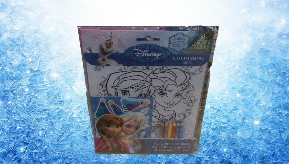 To celebrate #Frozen returning to our new entertainment system, RETWEET and FOLLOW to #WIN a special colouring set! http://t.co/PKCqii2nIF