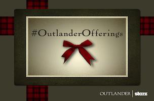 Exclusive: @STARZ_Channel and @Outlander_Starz Kick Off 25 Days of #OutlanderOfferings http://t.co/qS9PE7bmS9 http://t.co/qoVjwczKGy