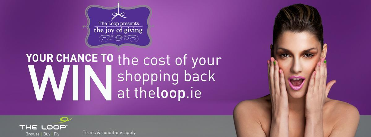 Have you entered to win the cost of your shopping back @TheLooDutyFree? For details see