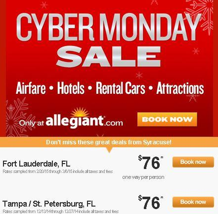 Book now at @AllegiantTravel