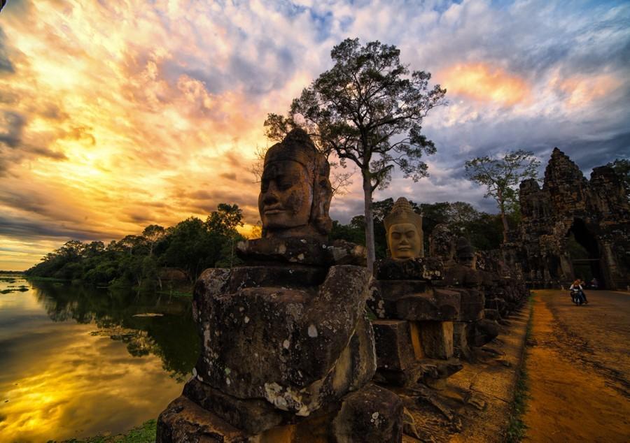 Foto Siem Reap Cambogia