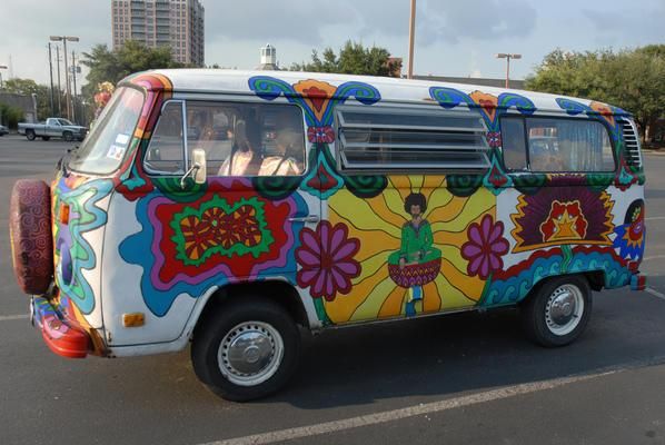 Perl is like a Flower Bus for old hippies