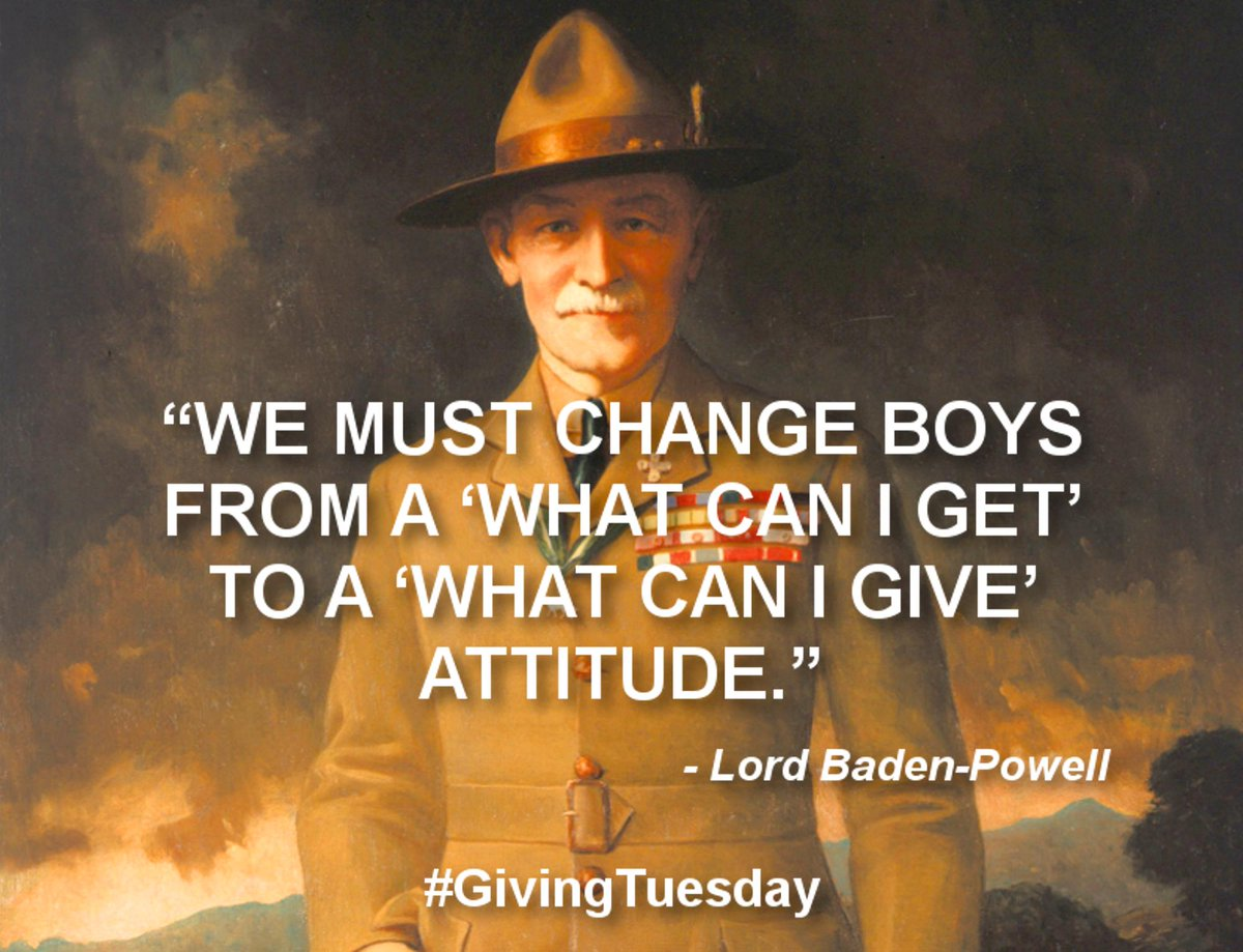 On this #GivingTuesday, help support Scouting in your community.Visit http://t.co/HAA2Py7xG9 http://t.co/mHdE96Q8cP