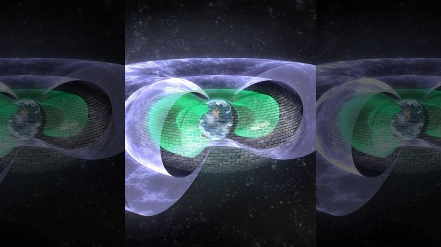 Did you know that the Earth has its own @StarTrek-styled invisible shield? http://t.co/OqkDW5vseG http://t.co/3hwXefi2pq