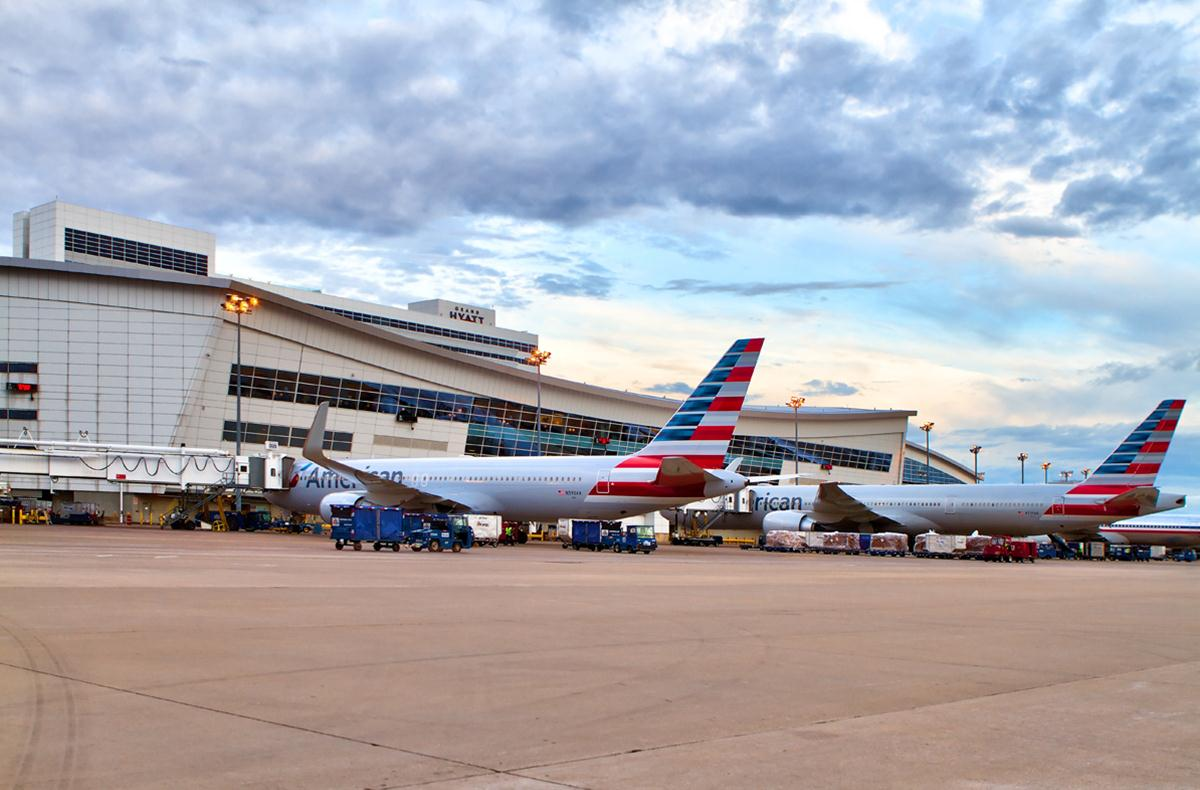 Celebrate CyberMonday with an AAGetAway! Book your trip with @AmericanAir by Dec. 4.