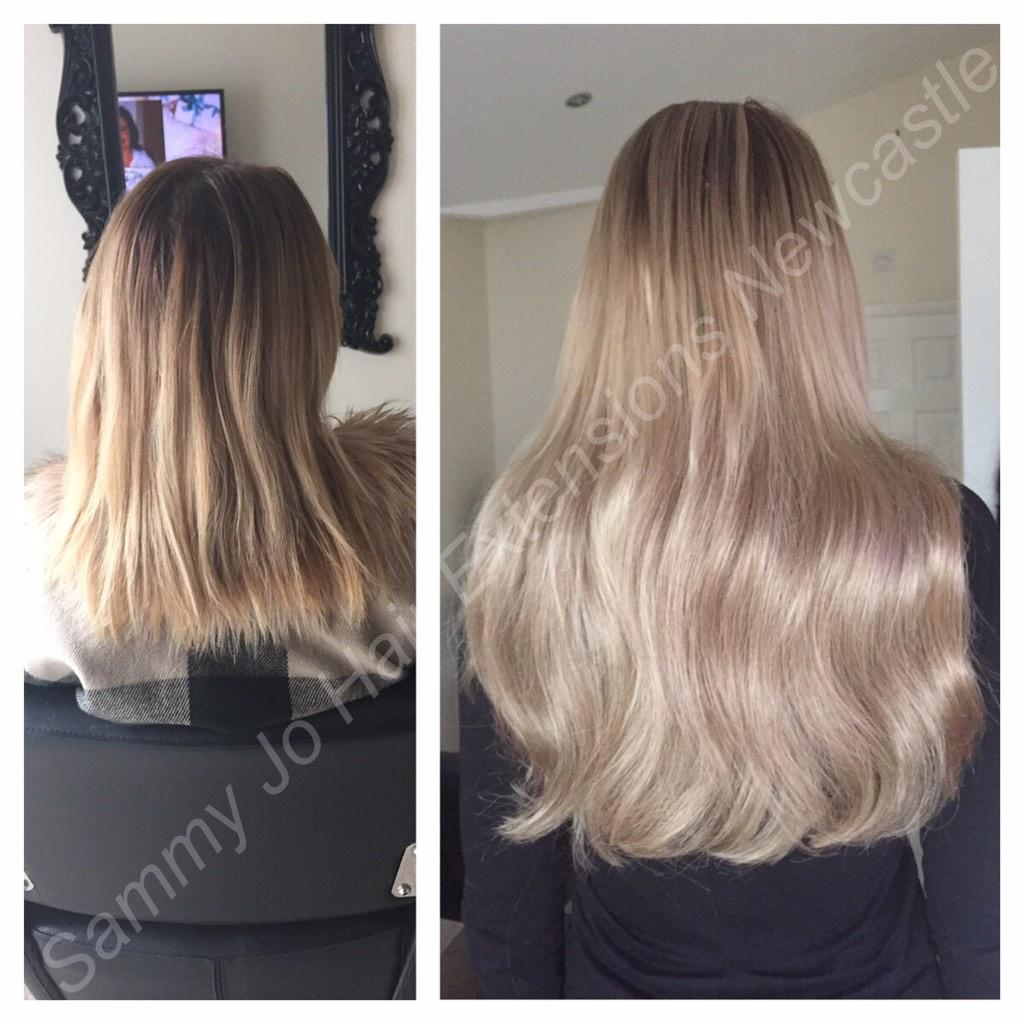 Sjs Hair Extensions On Twitter Hair Envy Before And After