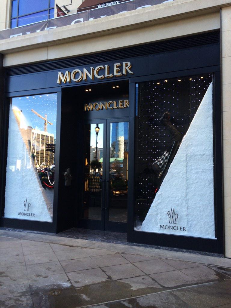 New @Moncler store now open in The #Bravern. Impressive addition. http://t.co/t4udfC6CMq