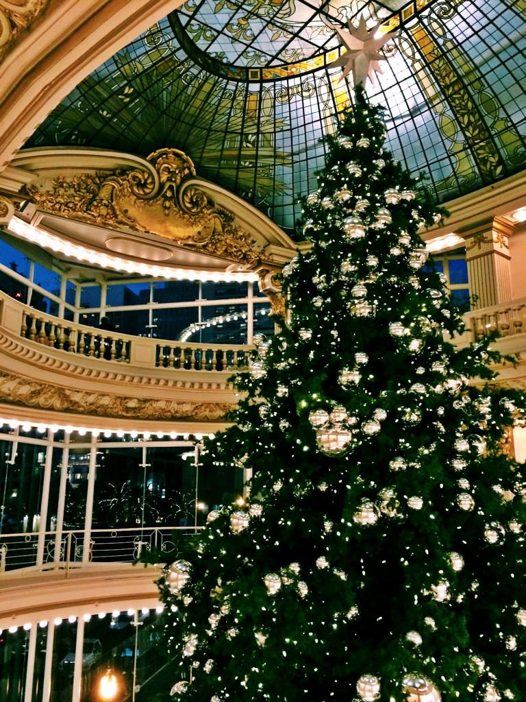 neiman marcus on twitter around the store nm san franciscos christmas tree neimanmarcus sanfrancisco christmastree holiday decor - Neiman Marcus Christmas Decor