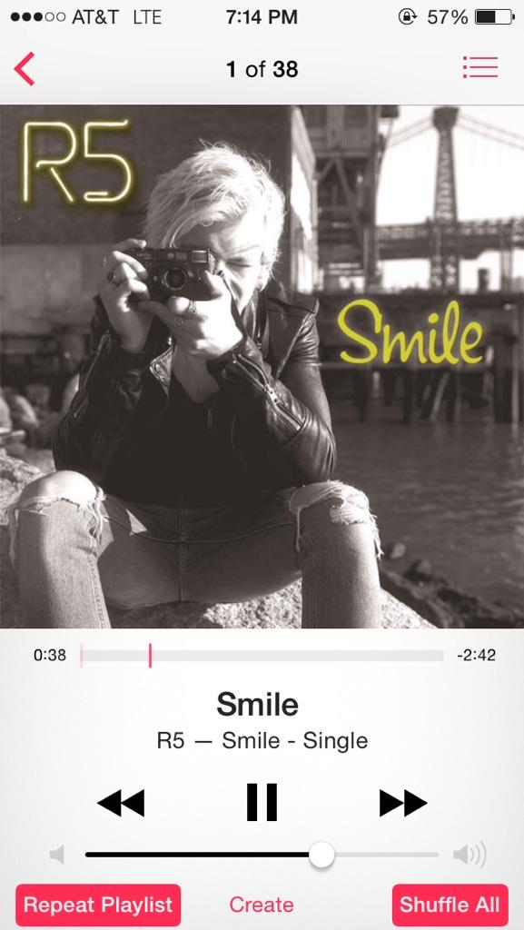 @officialR5 #r5smile