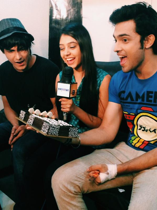 Yeh kaisi yaariyan niti parth samthaan in addition parth samthaan niti