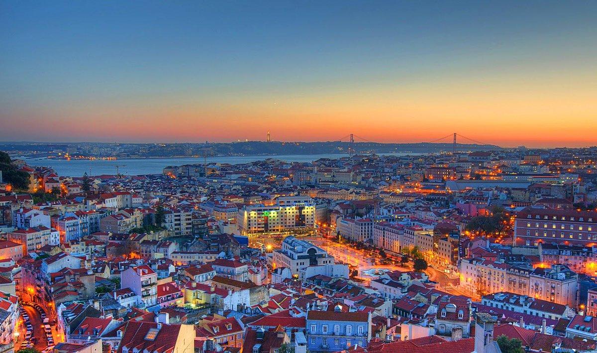 Foto Lisbona Portogallo
