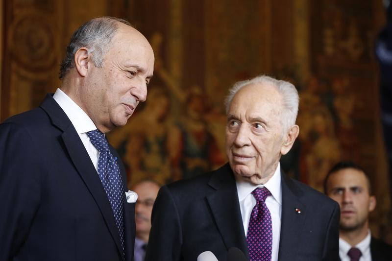 Fabius l ex pr sident isra lien tu es toujours ici chez toi - Laurent boyer et sa nouvelle compagne ...