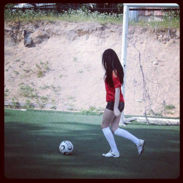 Девушки любящие футбол восхитительны фото 336-980