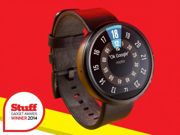 The Motorola Moto 360 is our Smartwatch of the Year #StuffAwards http://t.co/aYIGH6tzST http://t.co/Gpyq5Hb777