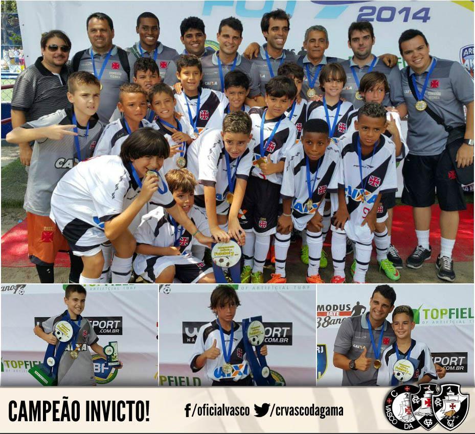 ... e conquista Carioca de Futebol 7! http   www.vasco.com.br site noticia d etalhe 9641 em-dia-de-agner-sub-09-vence-planeta-bola-e-conquista-o-estadual  … ... 9046dc637e4af