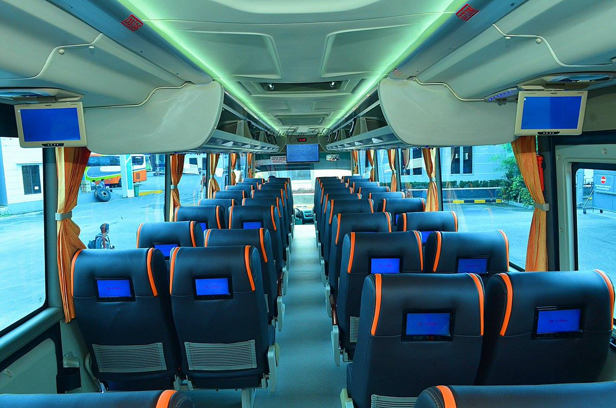 Po Efisiensi Lover S On Twitter Interior Dari Jetbus 3 Hd