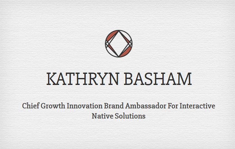 Kathryn Basham on Twitter: