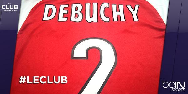 RT ce message et tentez de gagner ce maillot dédicacé par Mathieu Debuchy / Follow @beinsports_FR pour jouer #LECLUB http://t.co/CX0NpzaYiK