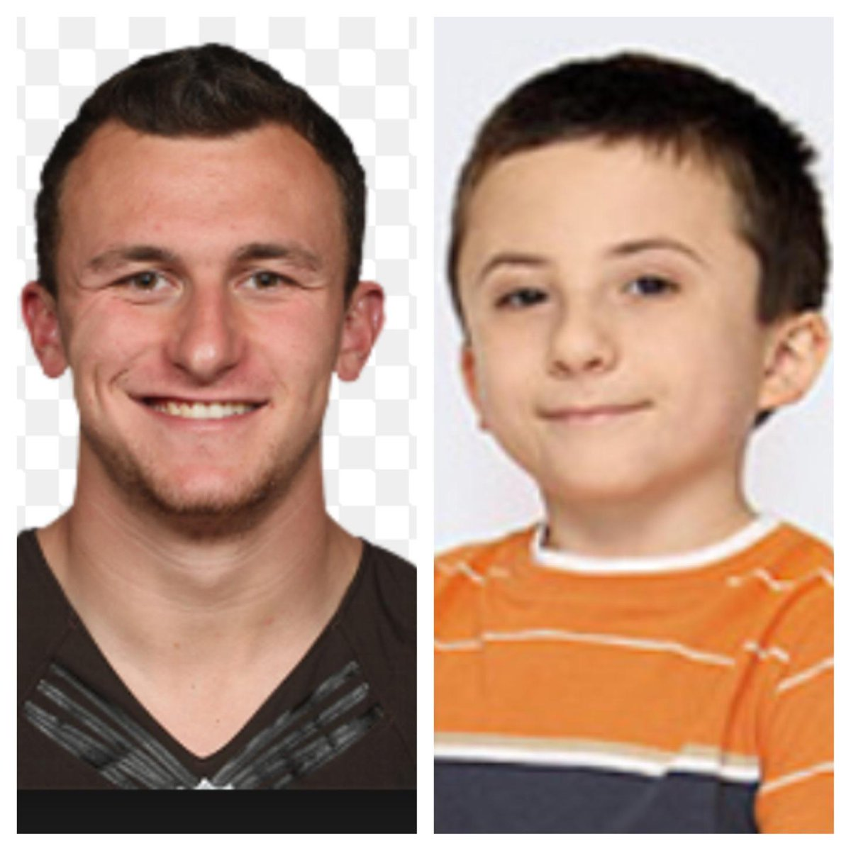 Michael Bucchieri On Twitter Does Anyone Else Feel Like Johnny Manziel Looks Brick From The Middle Id Rather Have My Team