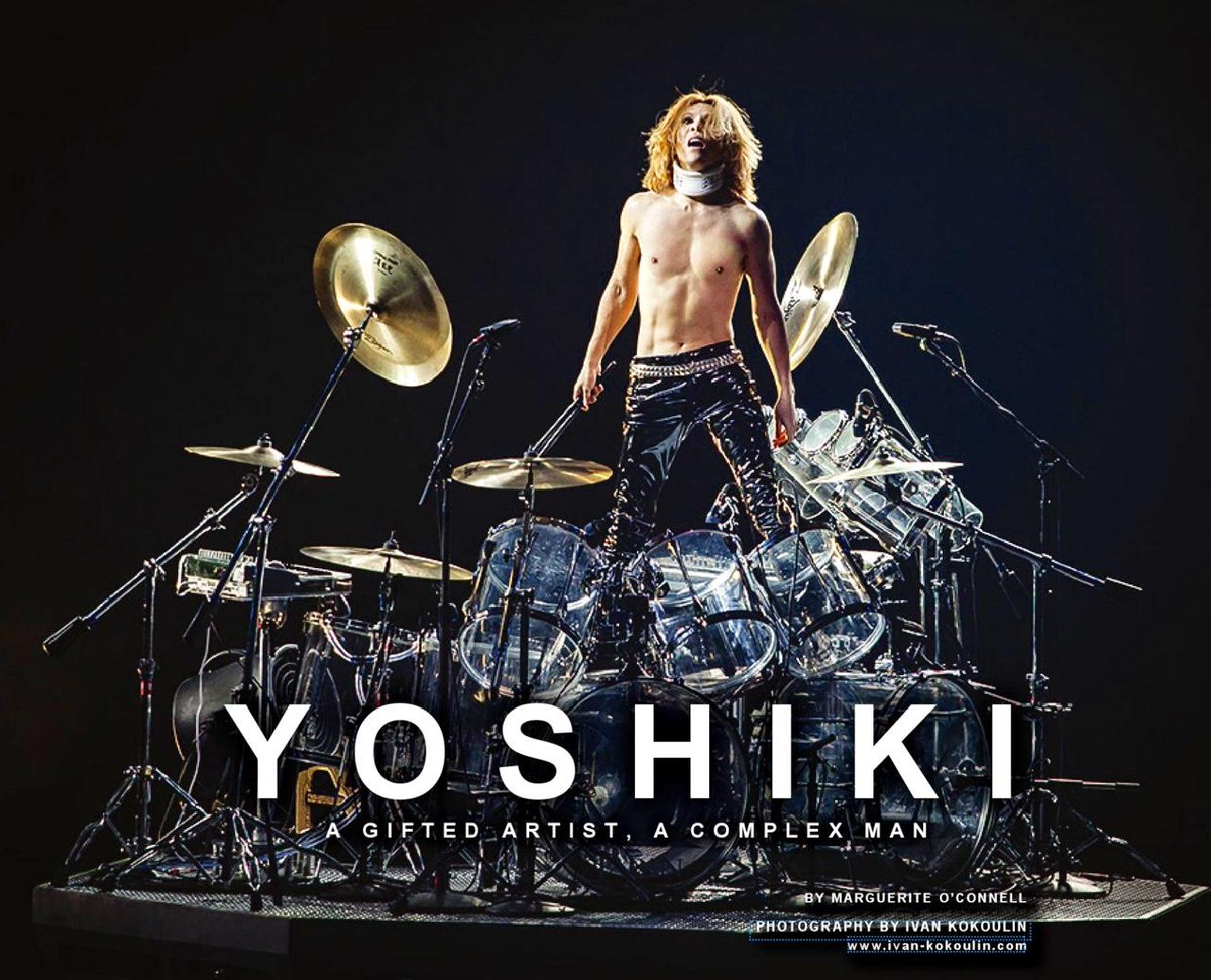 Some Sunday reading: My interview w/ @YoshikiOfficial  for @fourculture http://t.co/j5hxDZ7xlY #WeAreX #XJapan #Music http://t.co/HjRwR1Bfjv