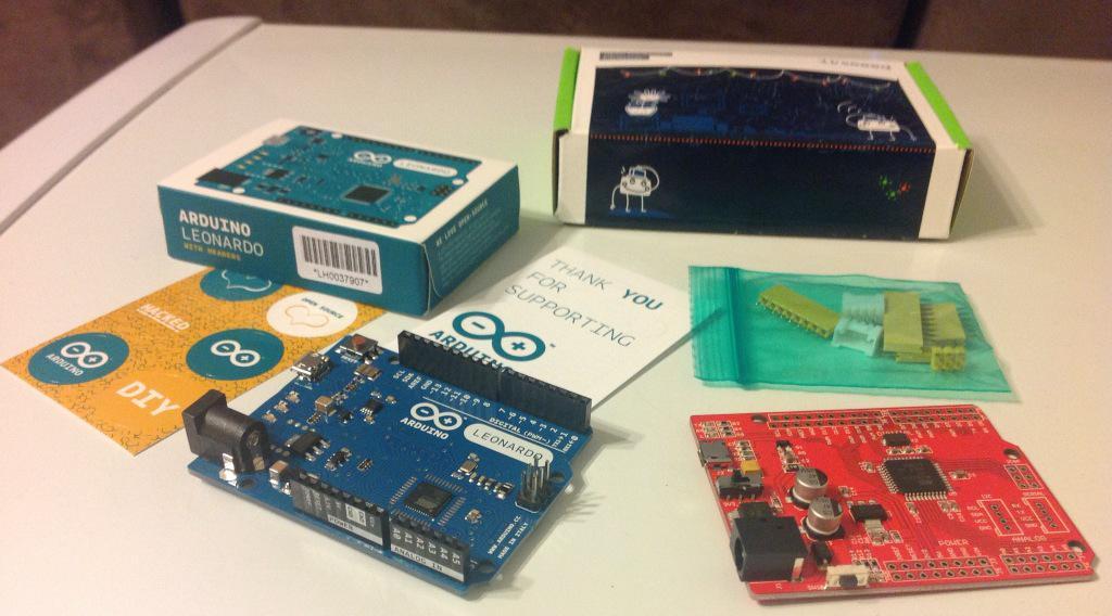 GDR :: Arduino and Microcontroller Fun Times